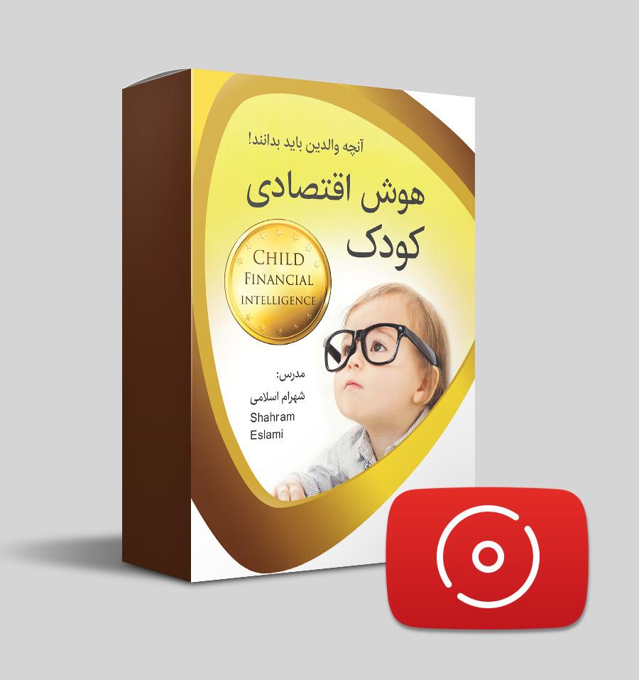 DVD هوش اقتصادی کودک